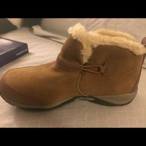 Easy Spirit Camel boots 10WW